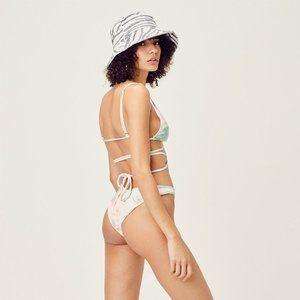 NWT Gypsy Bikini Bottom by For Love & Lemons